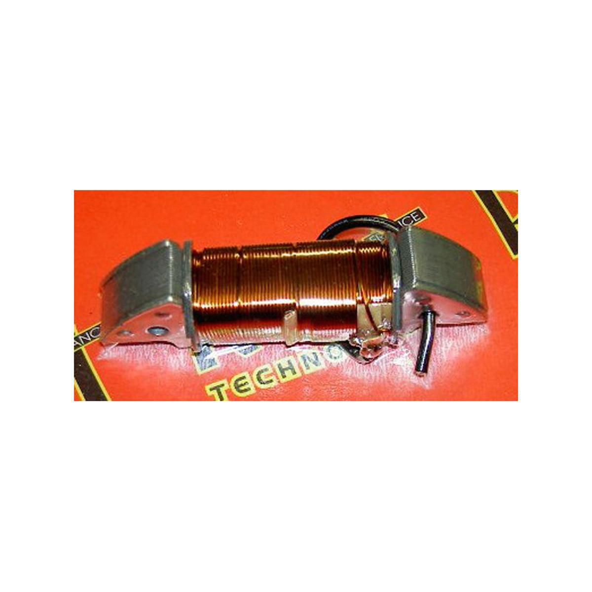Bobine Eclairage Cyclo PEUGEOT - 10W Allumage à Rupteur