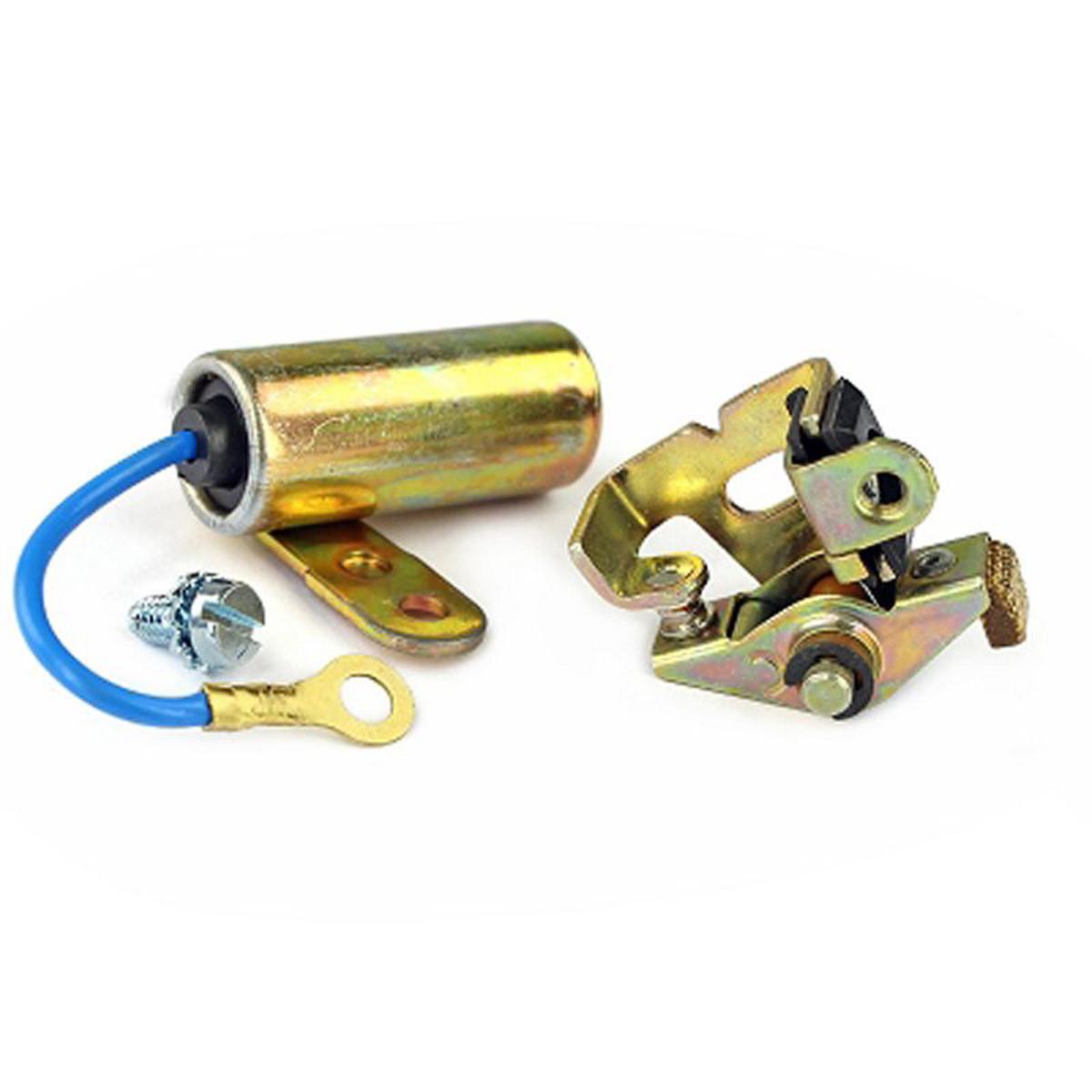 Rupteur + Condensateur Allumage PEUGEOT 103 à Volant Etoile