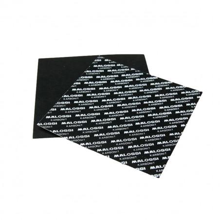 Lamelle Clapet - MALOSSI Karbonit Planche 0.35mm