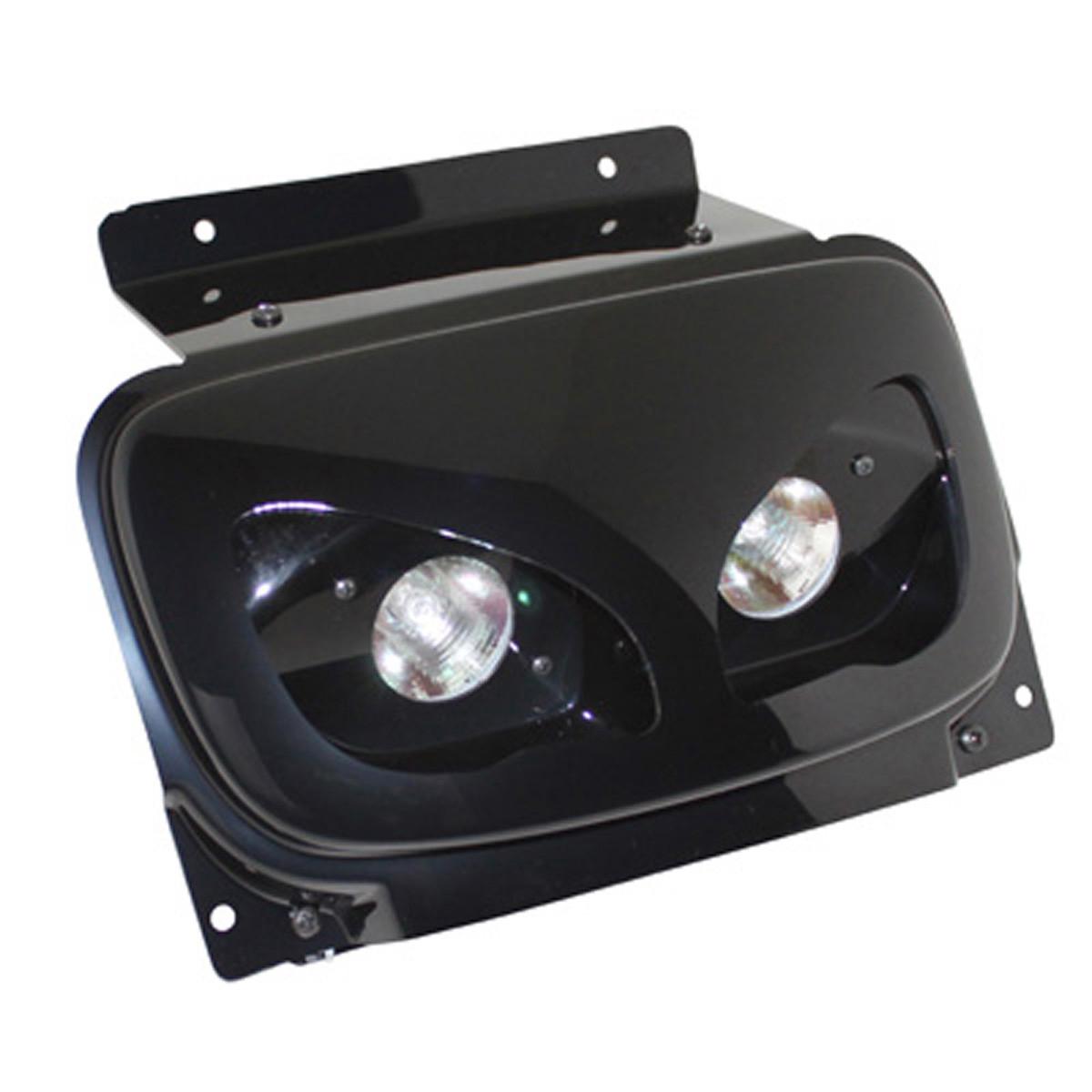 Double Optique MBK Booster - YAMAHA Bw's à partir de 2004 - BCD RX
