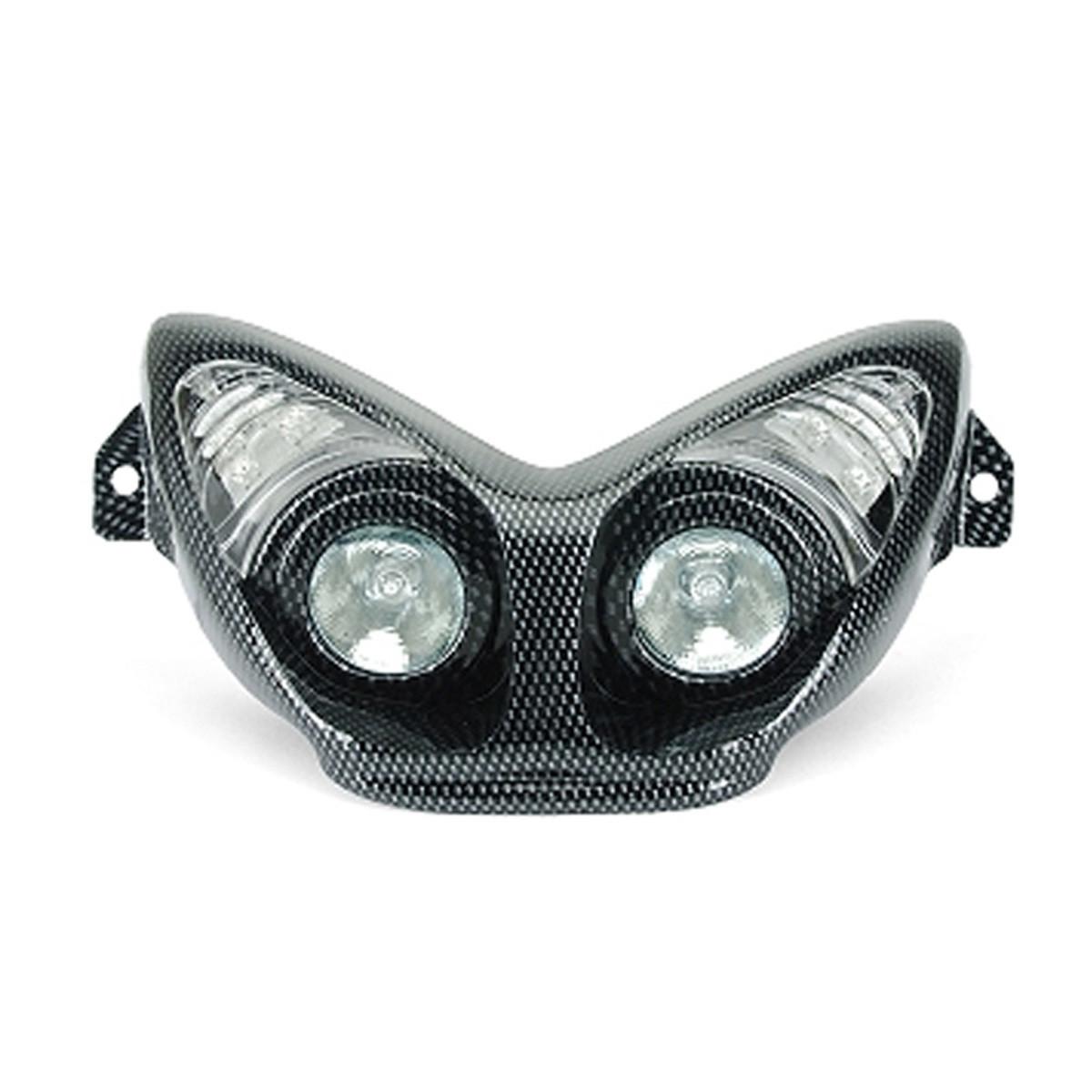 Double Optique + Clignotants MBK Nitro - YAMAHA Aerox