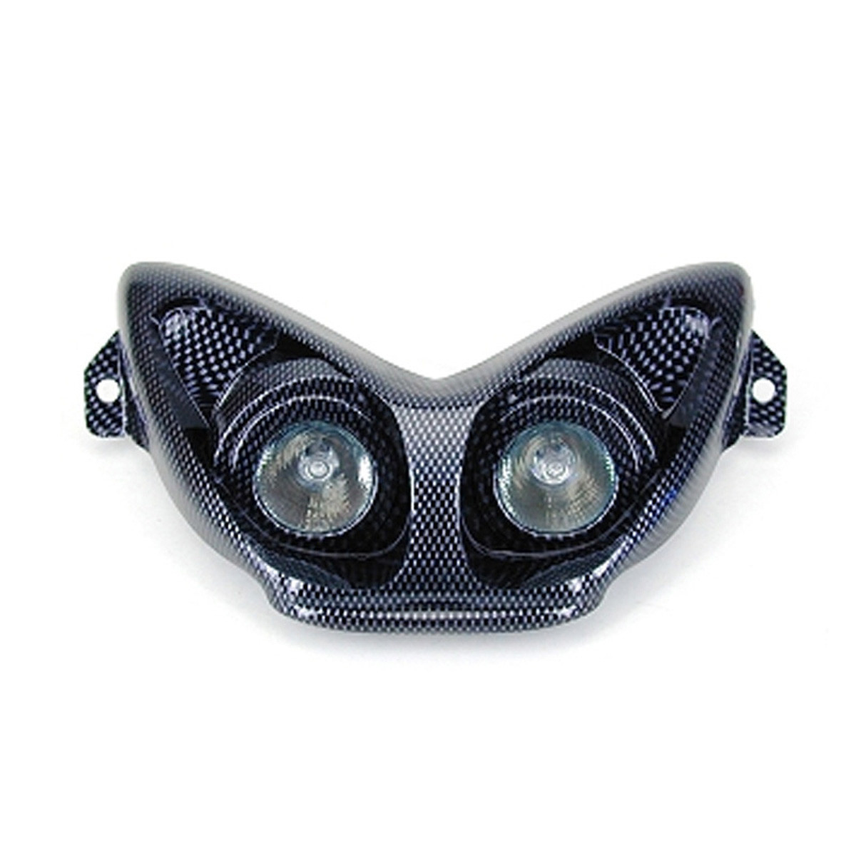 Double Optique MBK Nitro - YAMAHA Aerox