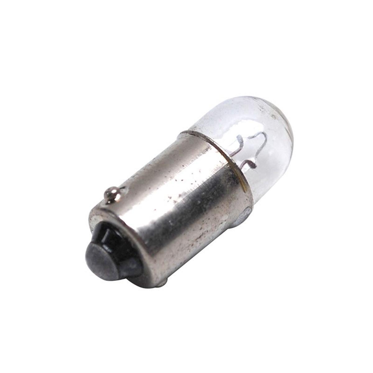 Ampoule 6V 4W BA9S - Blanc