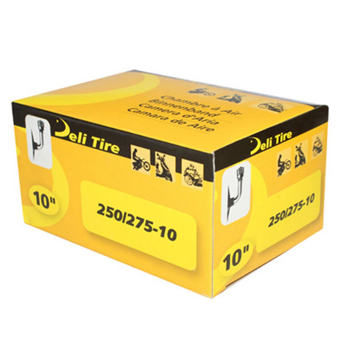 Chambre à Air 10 pouces DELI - 2.50x10, 2.75x10