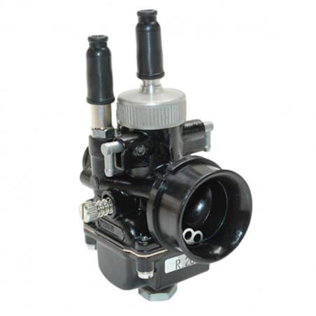 Carburateur 19mm PHBG DS Racing - Dellorto Montage souple / Starter à câble / dépression / Graissage séparé