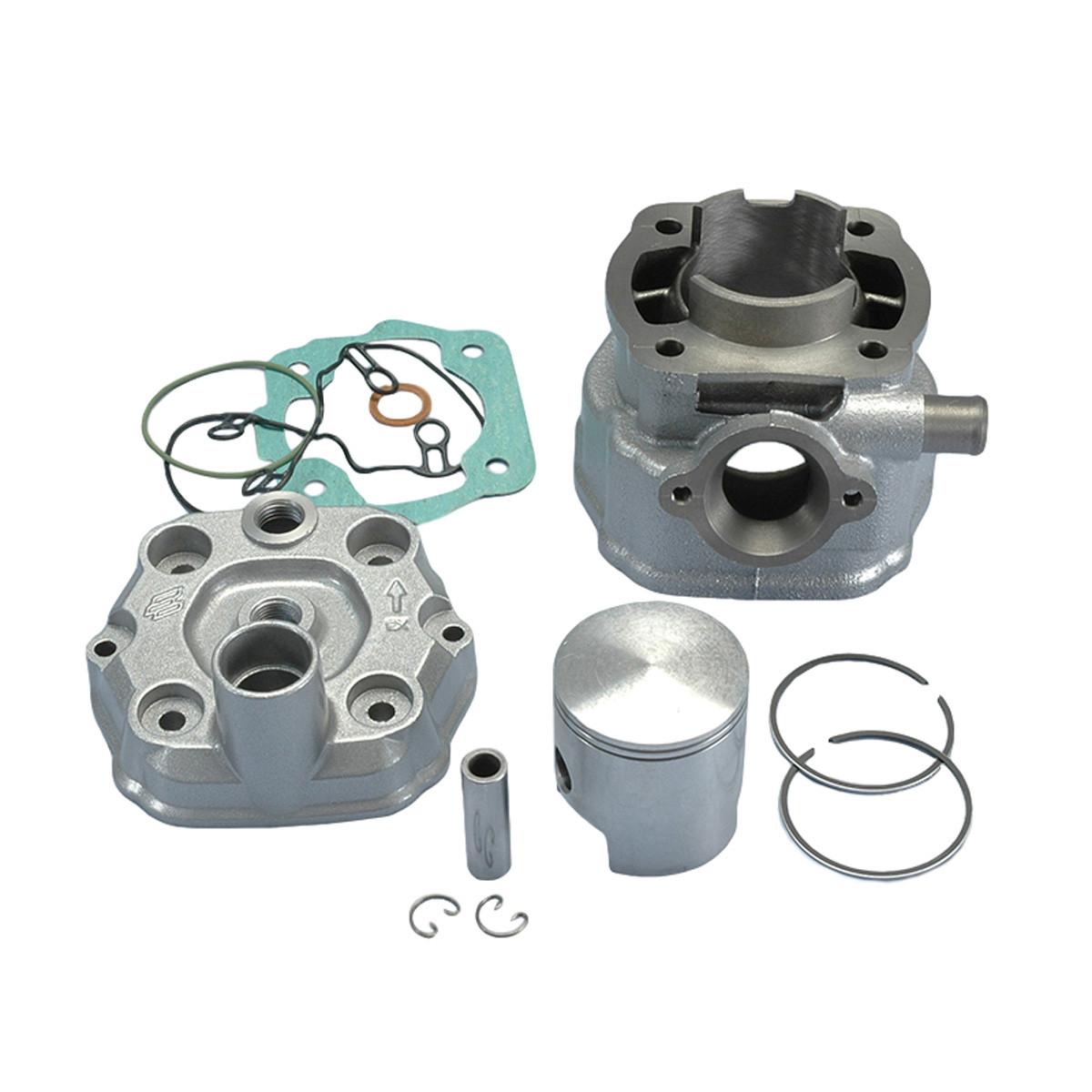 Haut moteur DERBI E2 80cc Fonte - POLINI