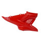 Capot Moteur Droit MBK Nitro, YAMAHA Aerox - TNT Rouge Scuderia