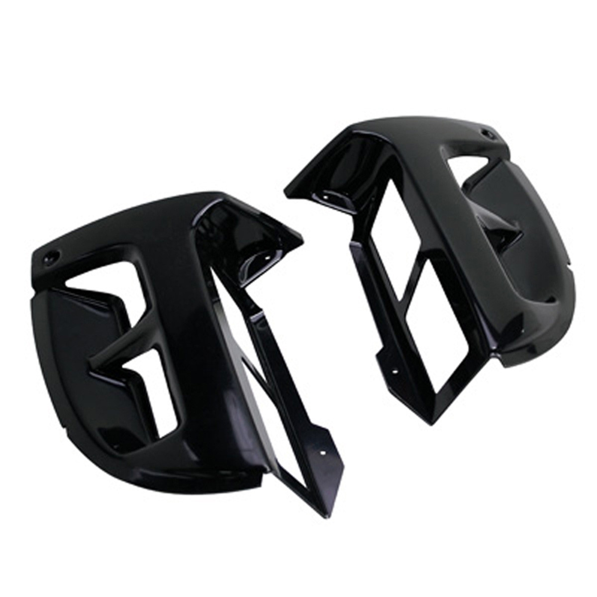 Ecopes PEUGEOT Ludix blaster - BCD Noir
