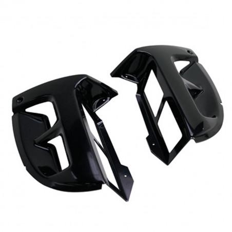 Ecopes avant PEUGEOT Ludix blaster - BCD Noir