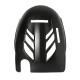 Passage de Roue MBK Nitro, YAMAHA Aerox - BCD Xtreme Noir