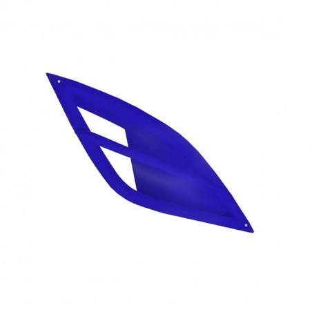 Prise Air Droit MBK Stunt, YAMAHA Slider - TNT Bleu Métal