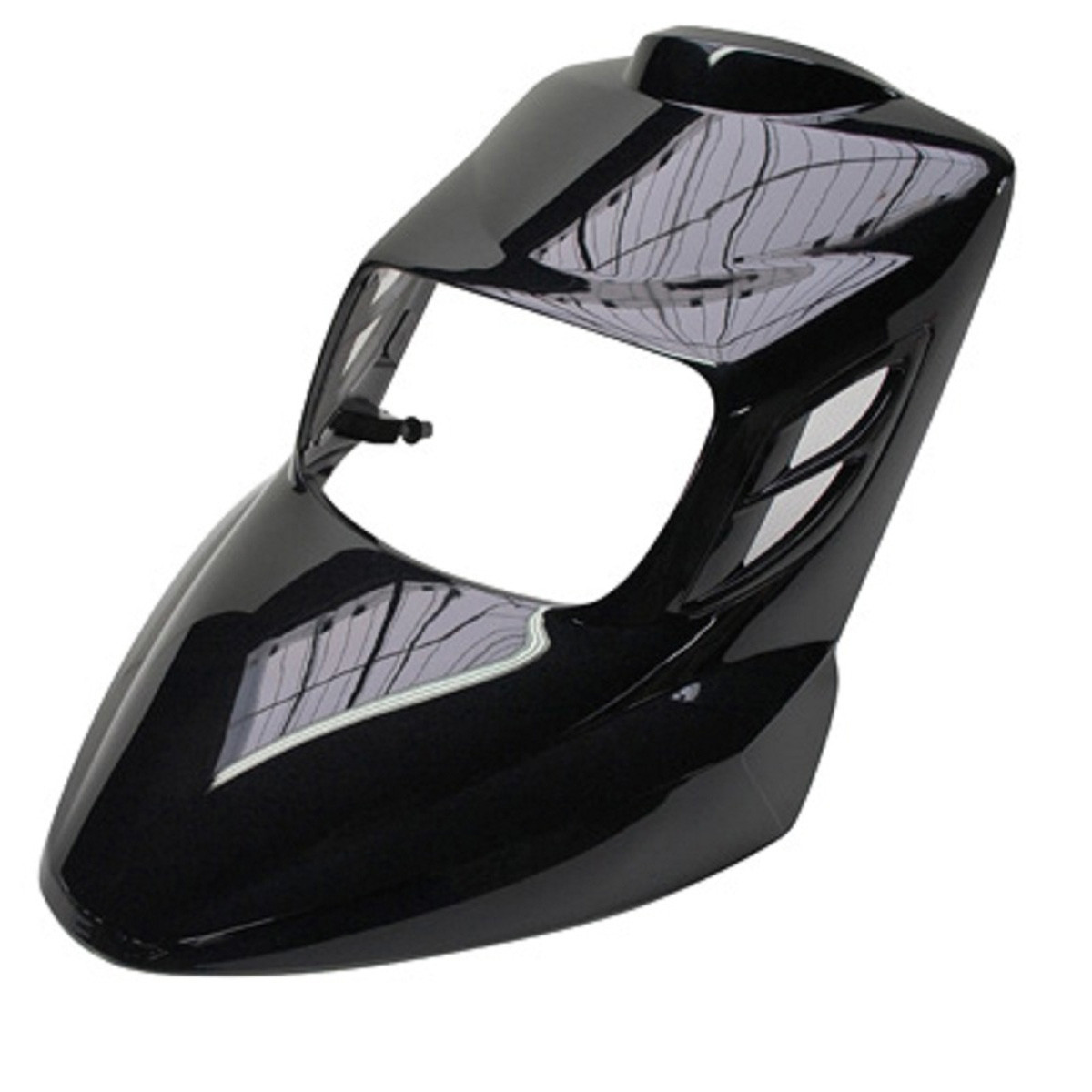 Face avant MBK Booster, Yamaha Bw's à partir de 2004 - BCD Noir