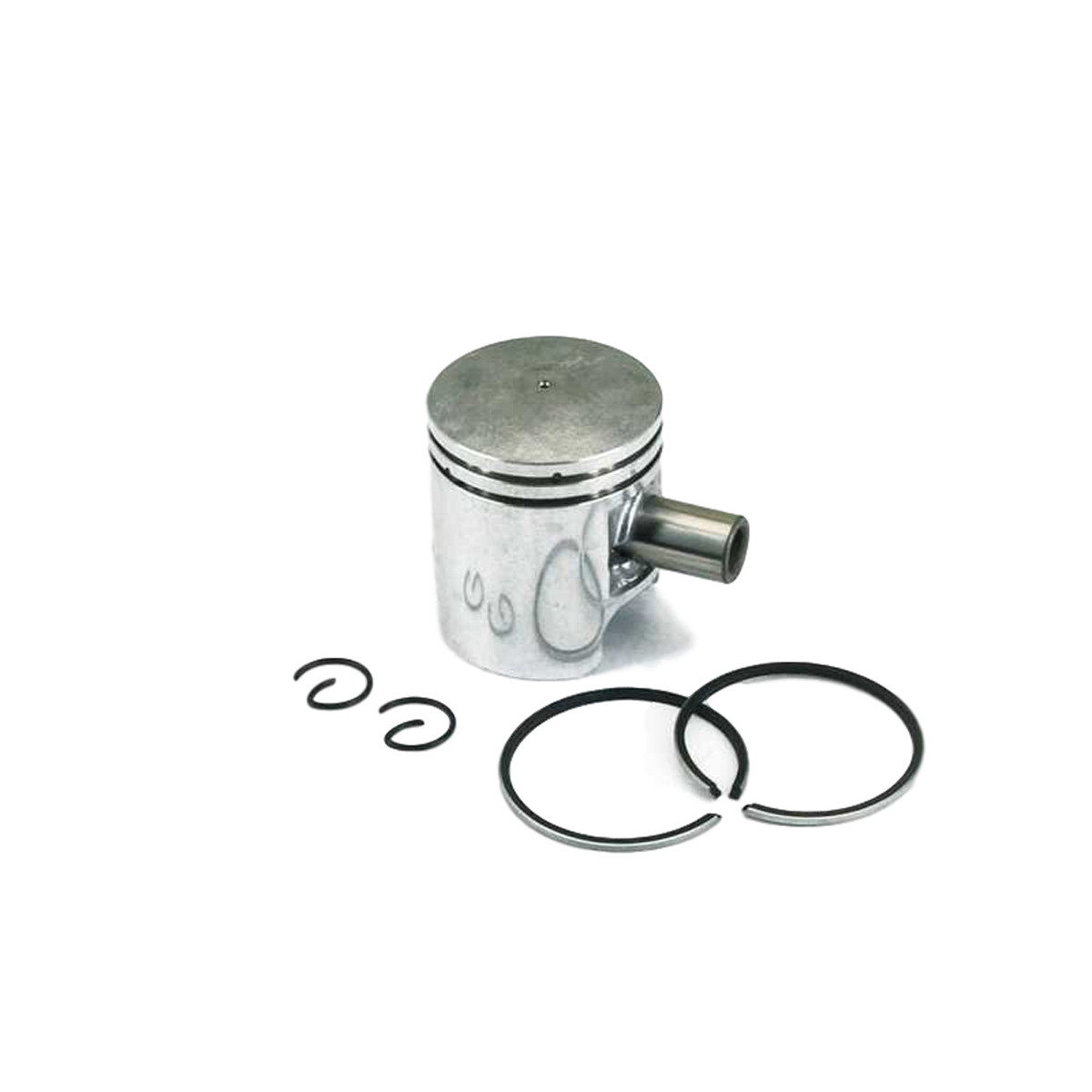 Piston pour Cylindre Alu PEUGEOT Buxy, Speedfight 50cc - TNT