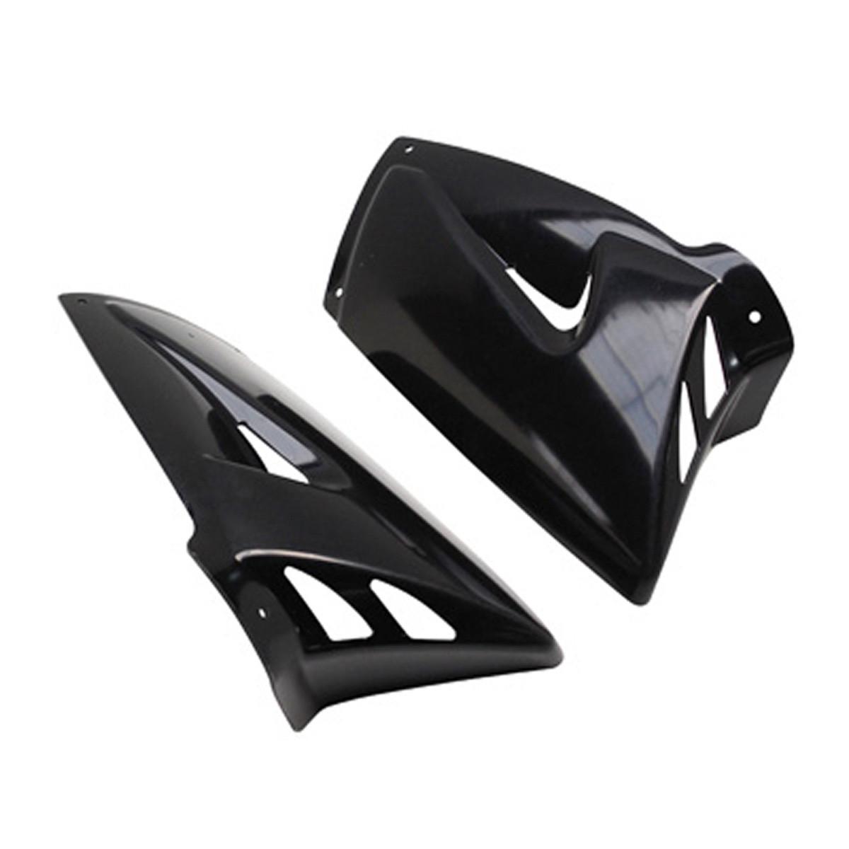 Sabot Moteur BCD PEUGEOT Ludix blaster - BCD Xtreme Noir