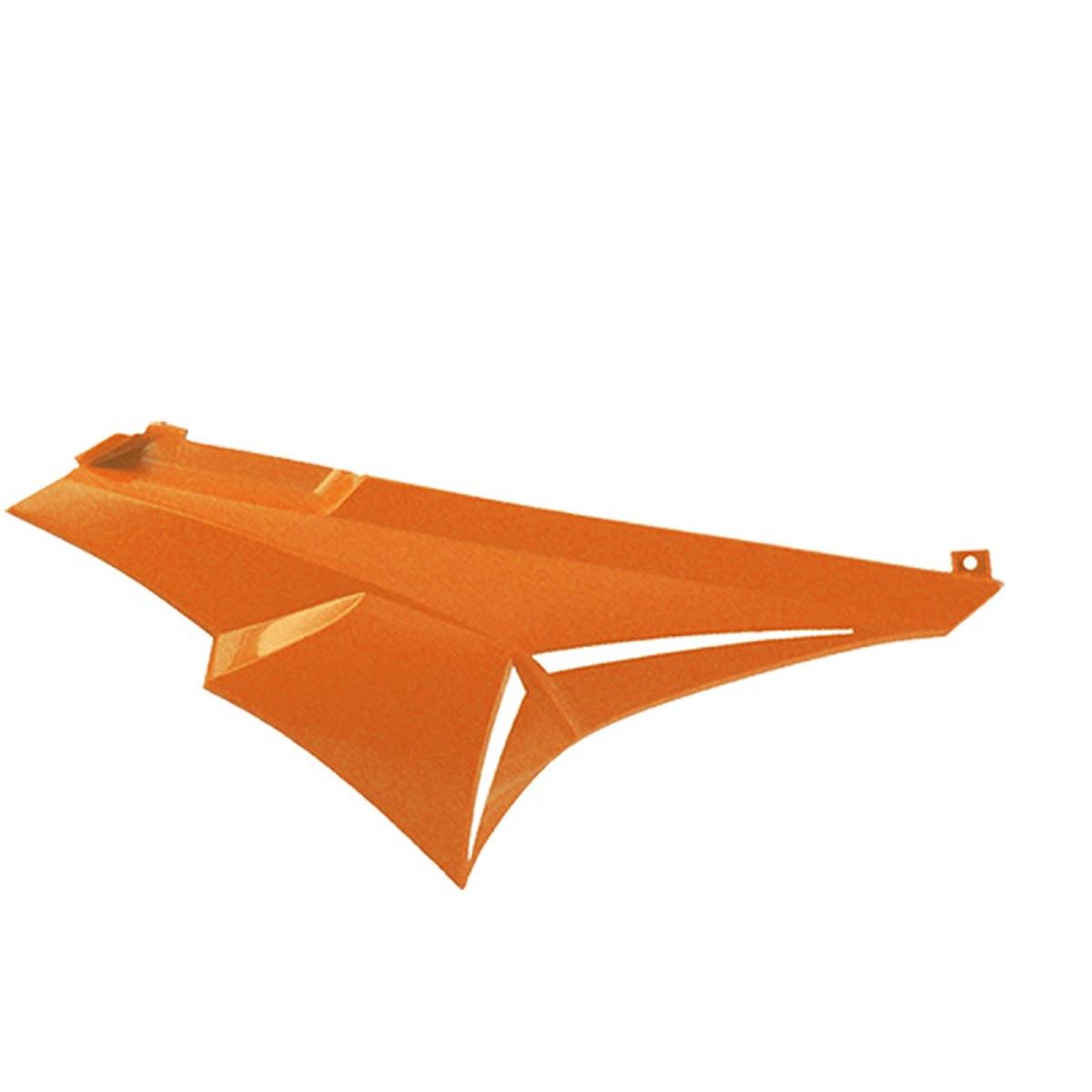 Carénage Arrière Droit DERBI Extreme, Xrace - TNT Orange