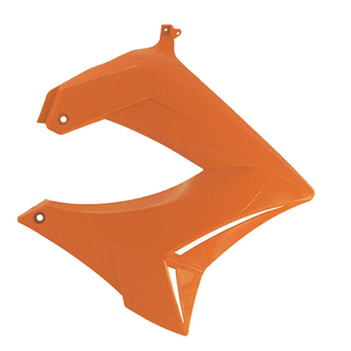 Ouie Réservoir Droit DERBI Senda Extreme, Xrace - Orange