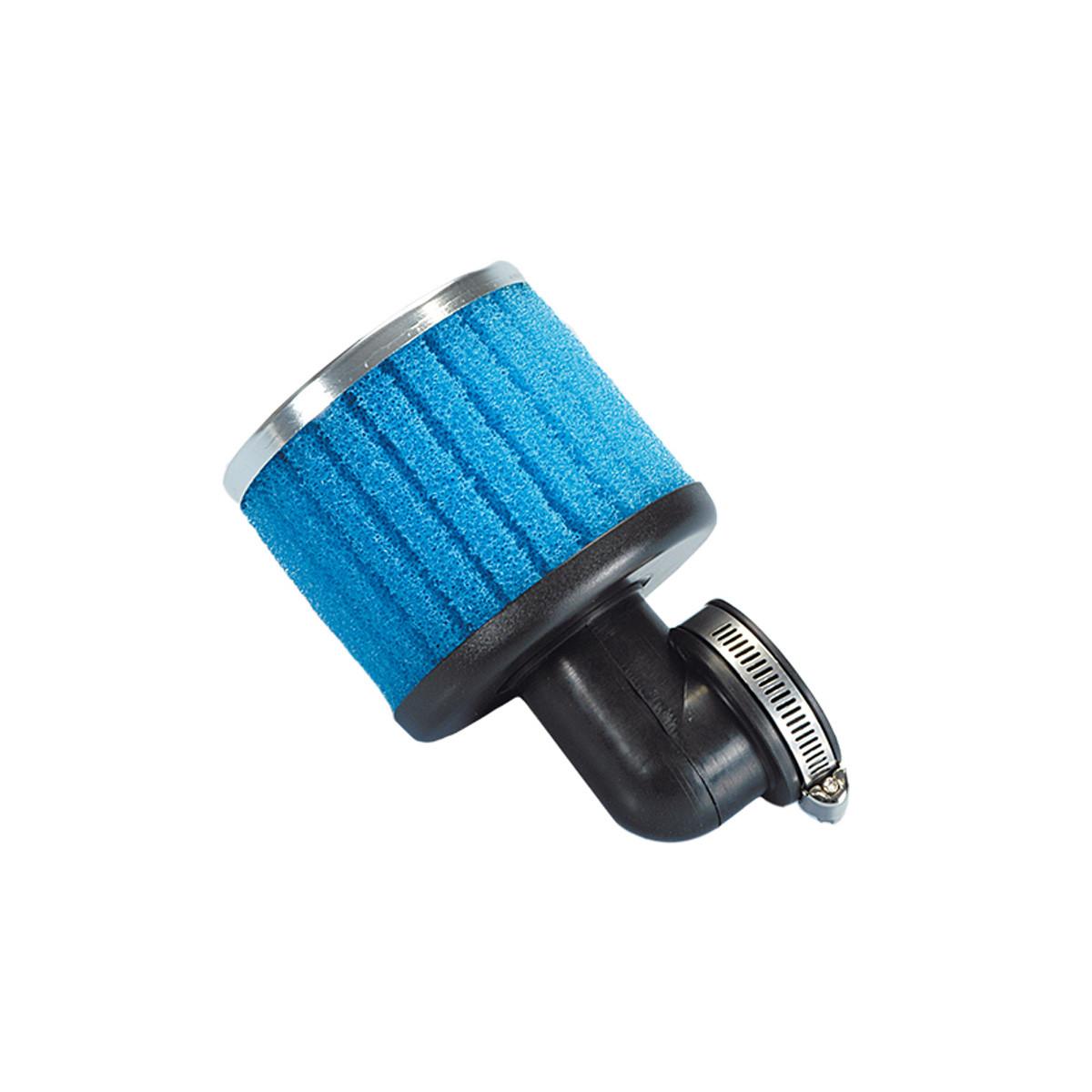 Filtre à Air Coudé 90° Ø38mm Long PHBL - POLINI