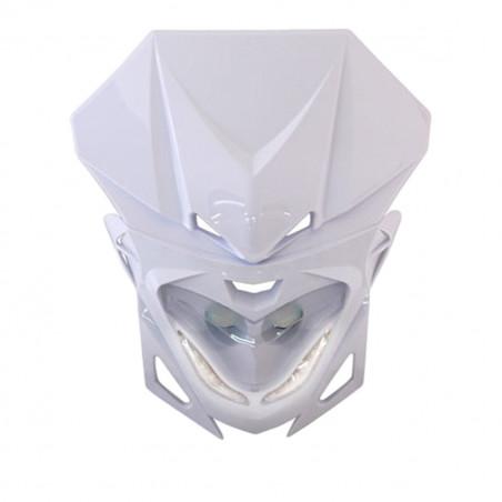 Tete de Fourche RR8 à Leds - REPLAY Blanc