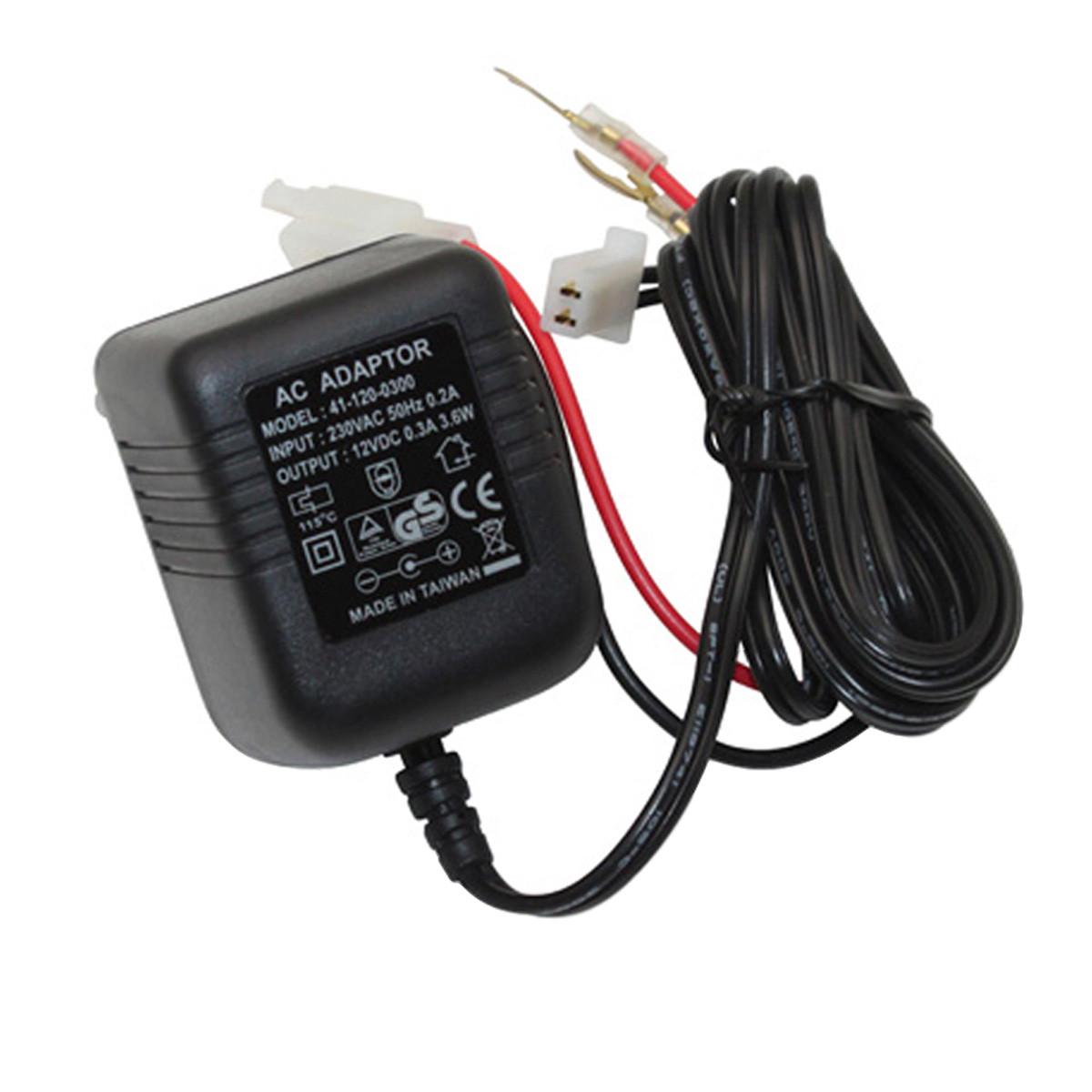 Chargeur Batterie 12V 300ma 3.6V - TOP PERF