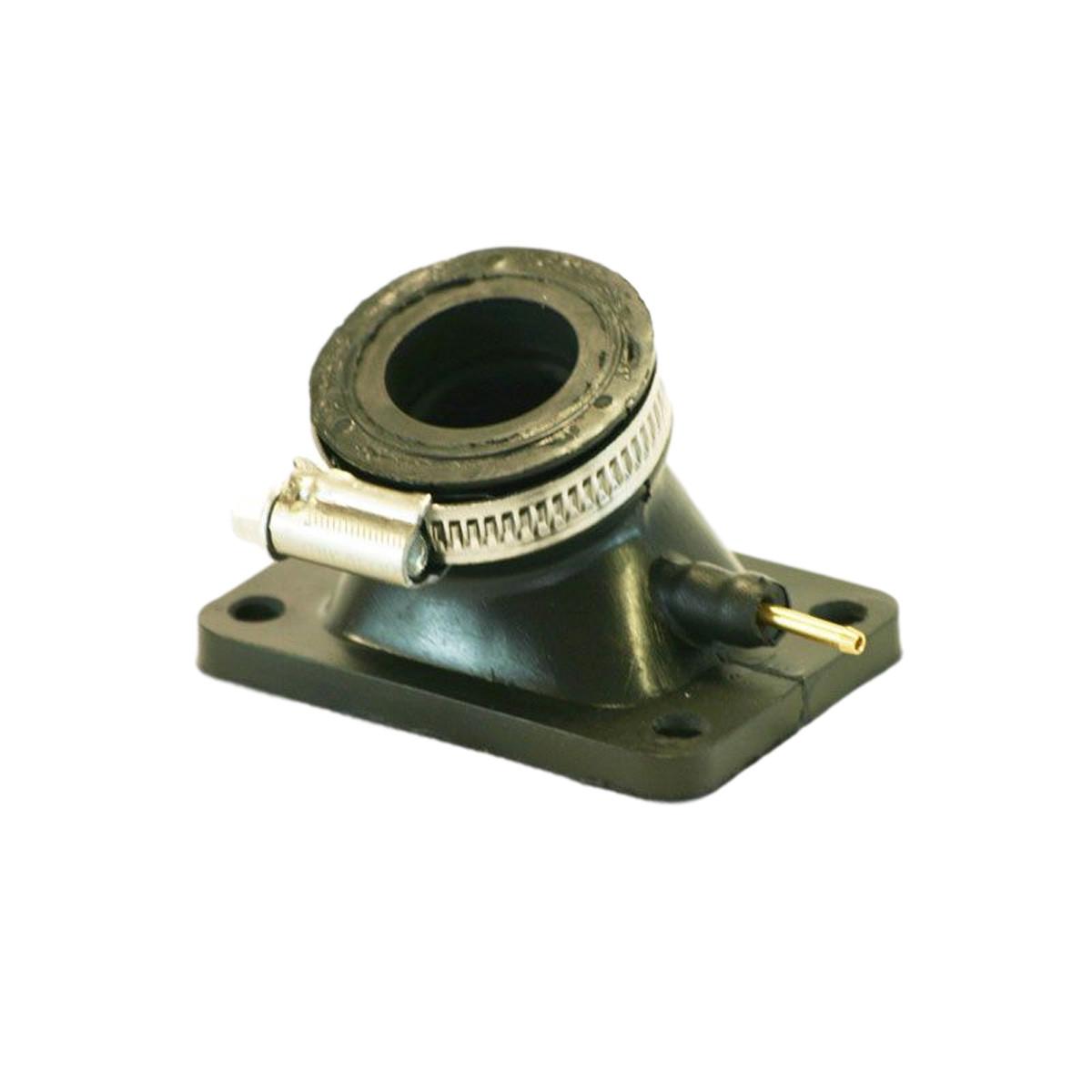 Pipe Admission AM6 Ø15 à 21mm ovale pour clapets CL01 - MVT PIP01