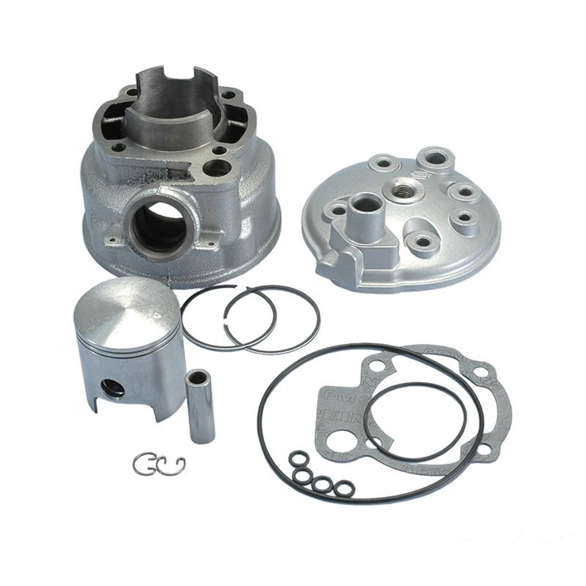 Haut moteur Mécaboite AM6 Fonte 80cc - POLINI