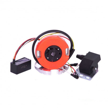 Allumage PEUGEOT 103 SP MVL Gros Cône - MVT Digital Direct DD 02 - Rotor interne - Avec Lumière