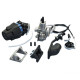 Kit Carburateur MBK Booster, YAMAHA Bw's - POLINI CP 21mm