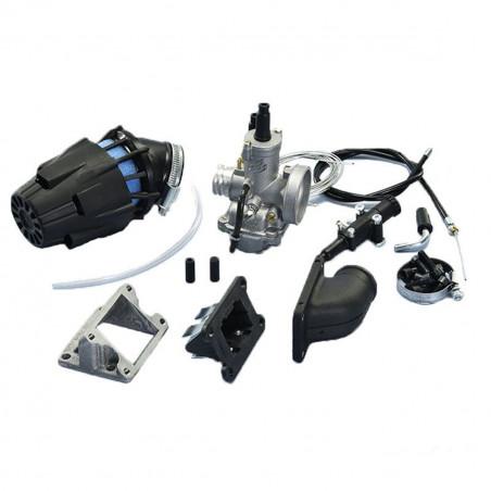 Kit Carburateur 21mm CP - Polini MBK Booster Stunt YAMAHA Bw's Slider