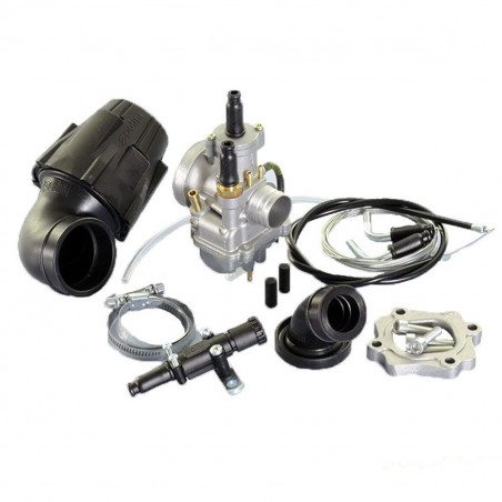 Kit Carburateur MBK Nitro Ovetto YAMAHA Aerox Neo's - POLINI CP 21mm