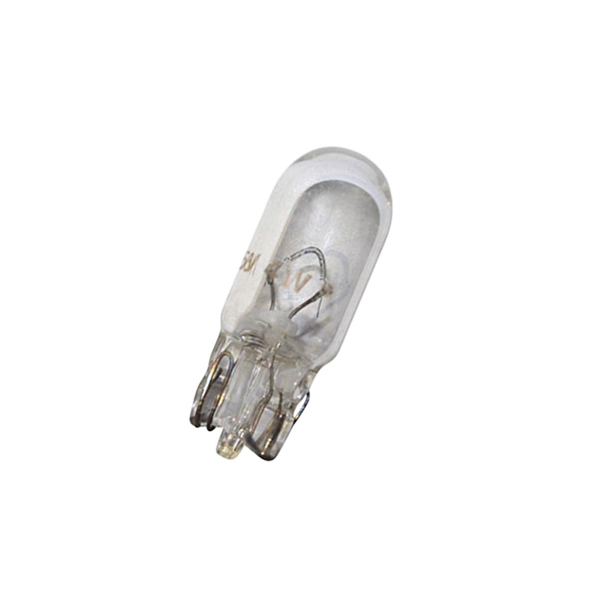 Ampoule 6V 3W W3W Wedge - FLOSSER Blanc