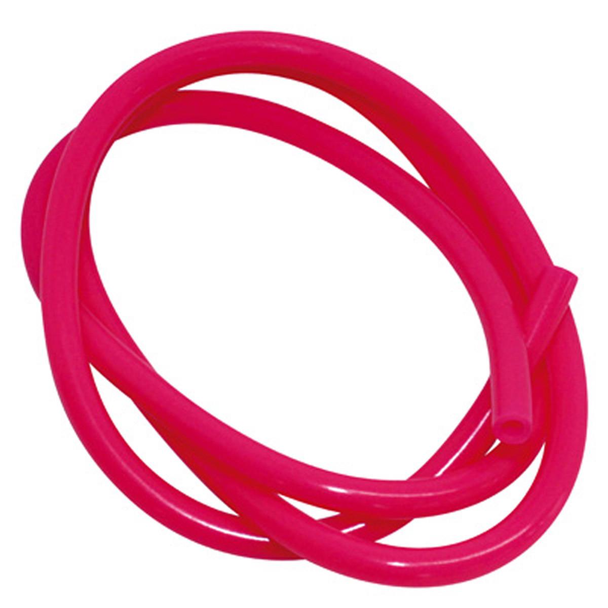 Durite essence - Diamètre 5mm Rose Fluo