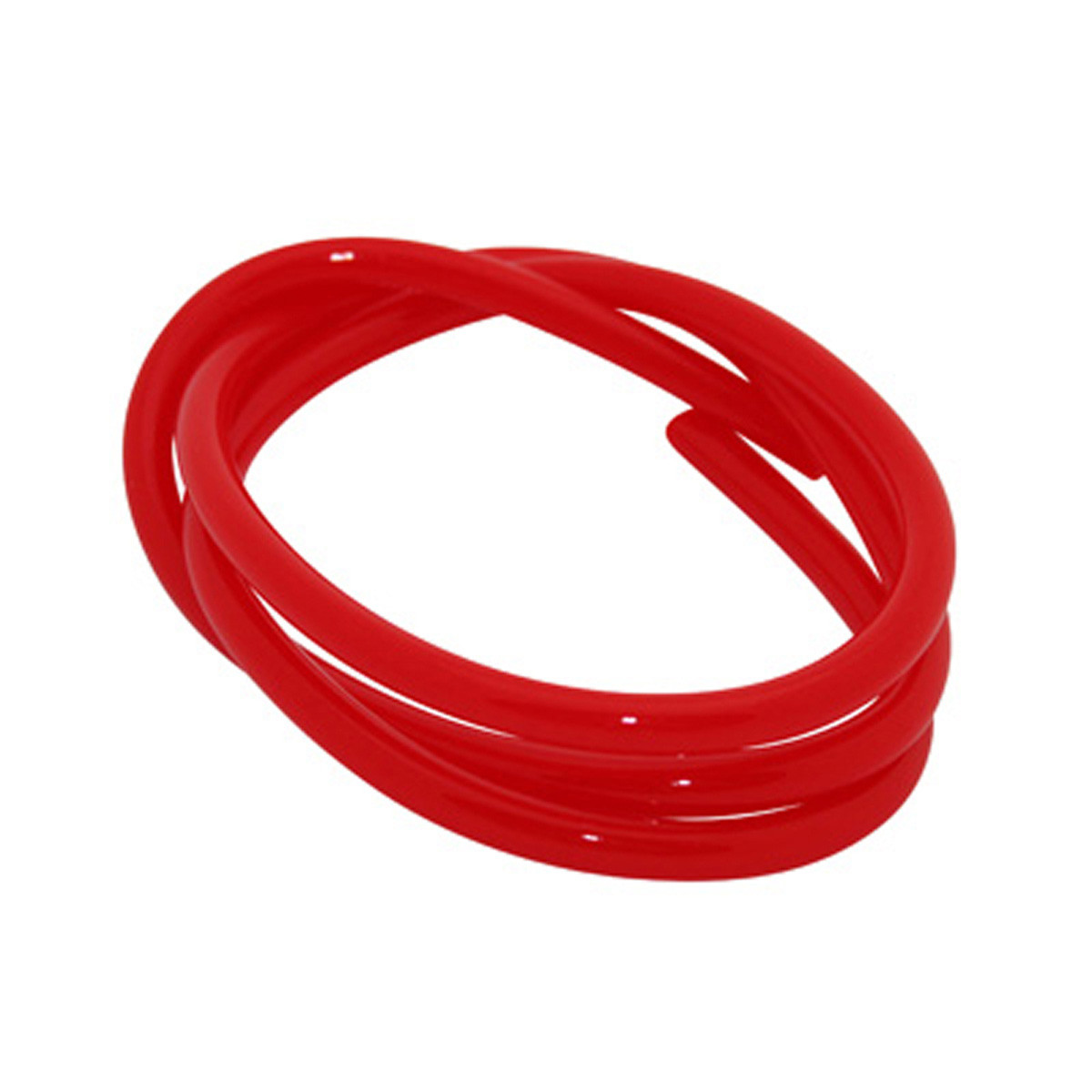Durite essence - Diamètre 5mm Rouge