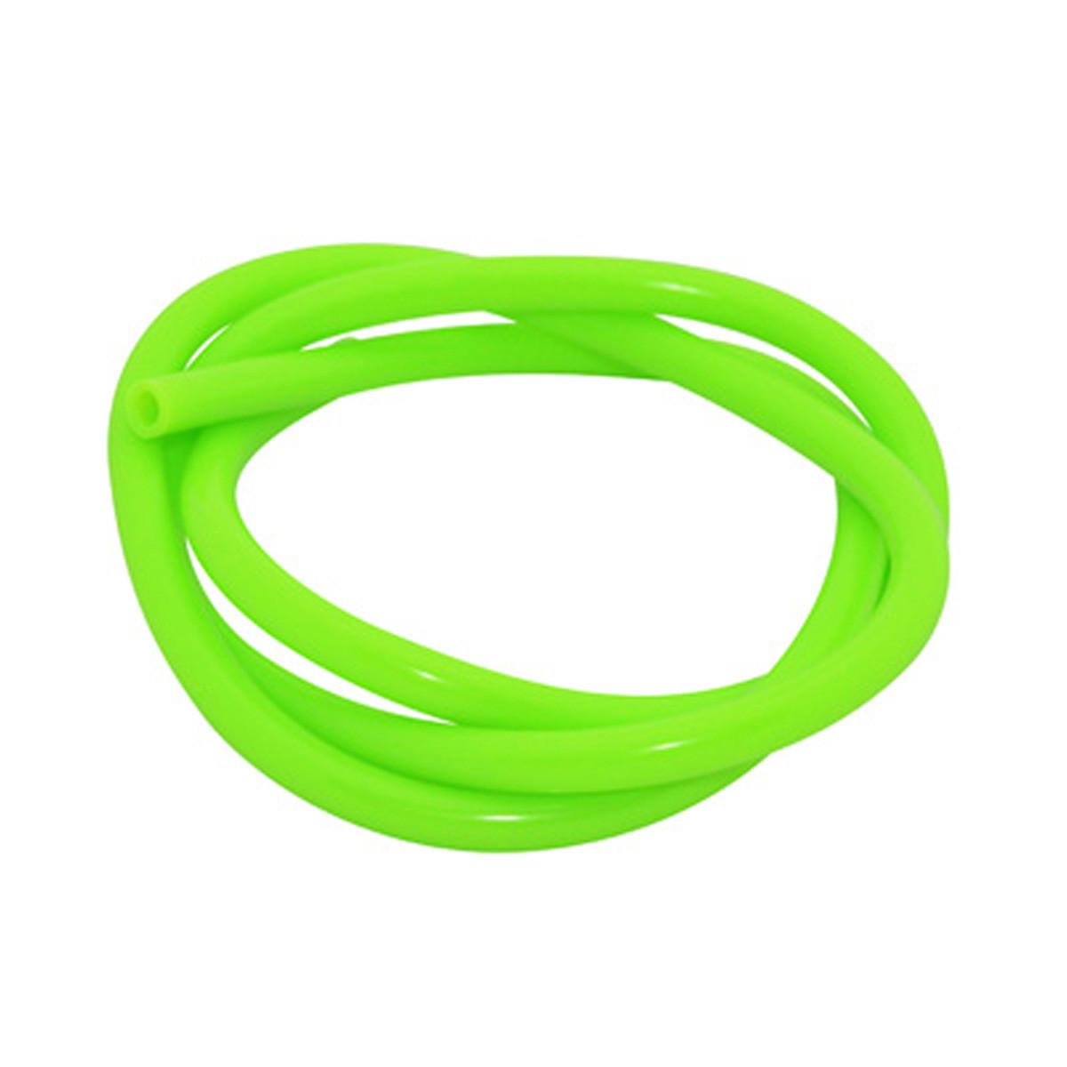 Durite essence - Diamètre 5mm Vert Fluo