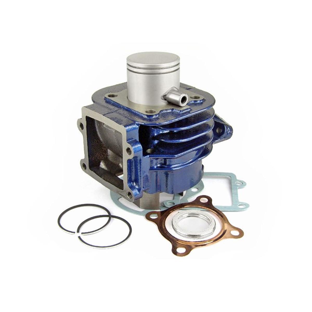 Cylindre MBK Booster, YAMAHA Bw's 50cc - CARENZI Fonte