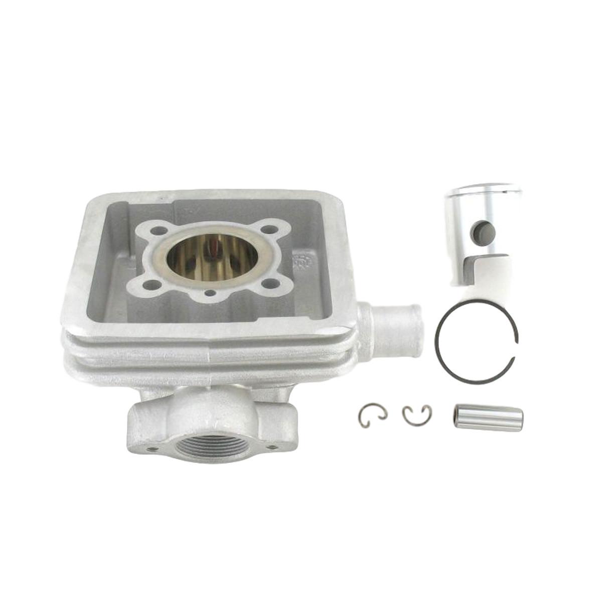 Cylindre 50cc PEUGEOT RCX, SPX LC - TRANSVAL Alu