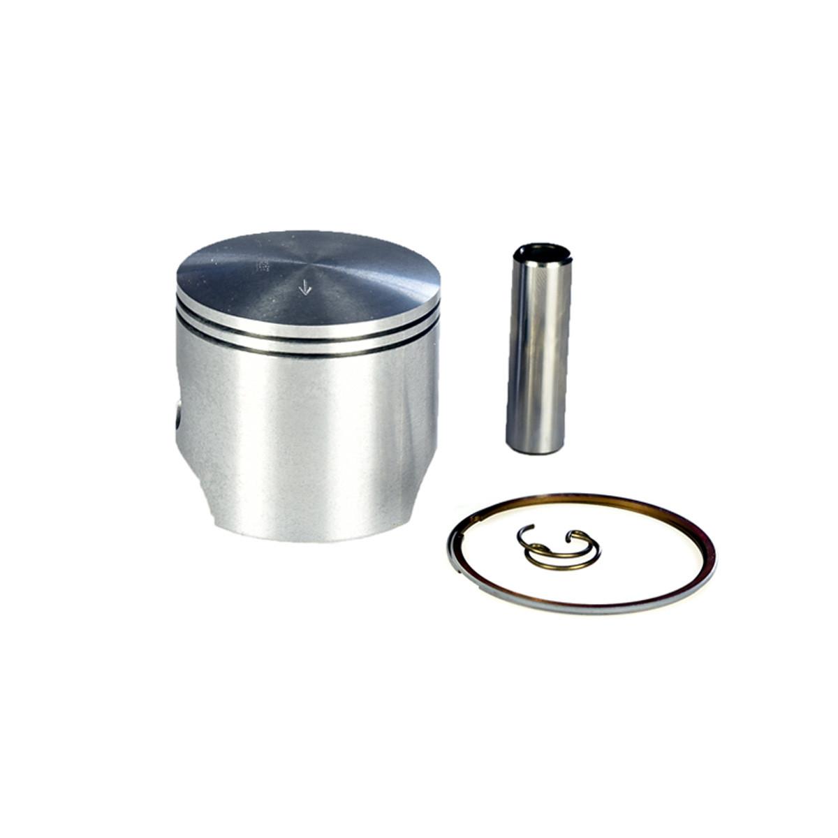 Piston DERBI E2 D.50mm à 50.25mm - BARIKIT Big Bore
