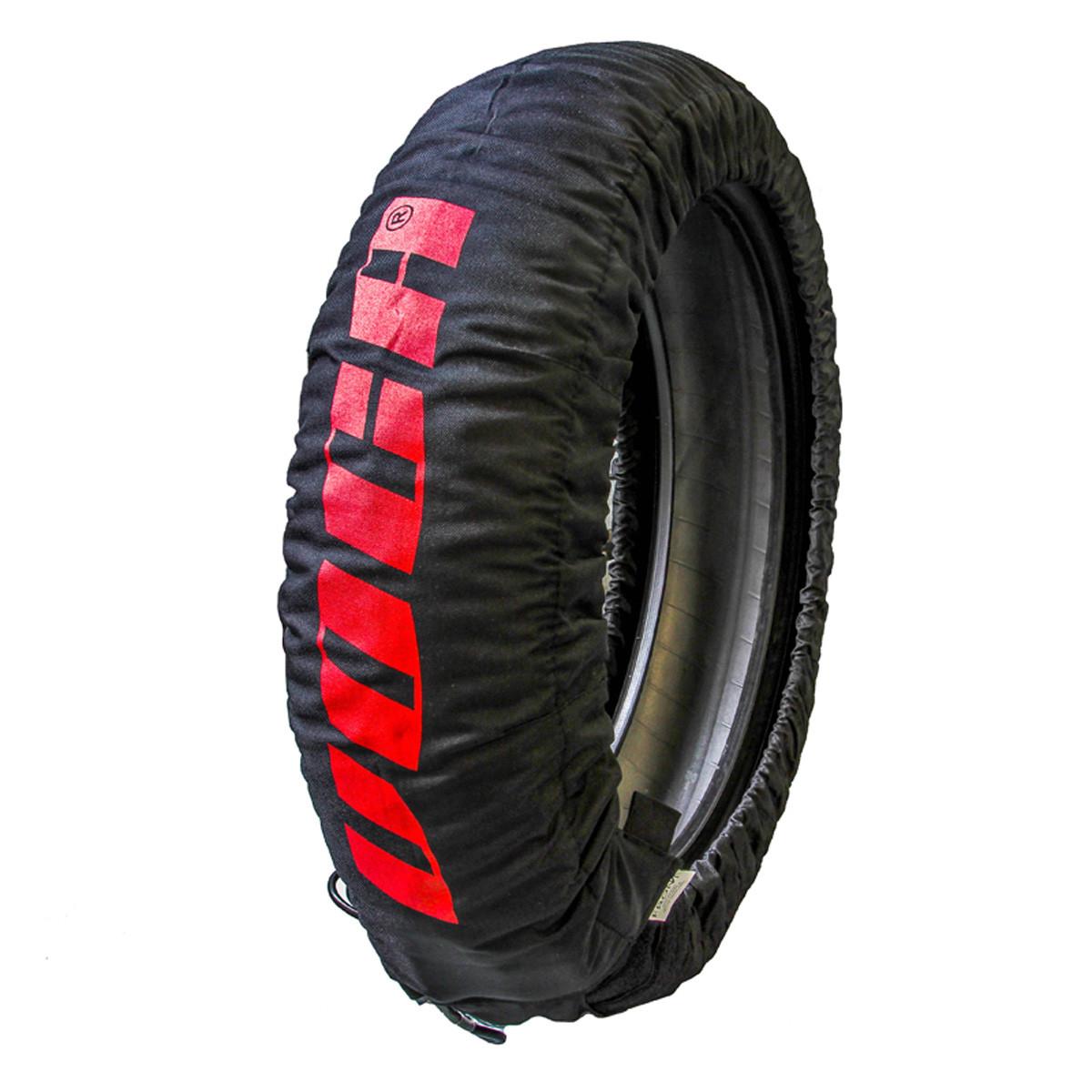 couverture chauffante pneu voca racing 17 pouces big. Black Bedroom Furniture Sets. Home Design Ideas