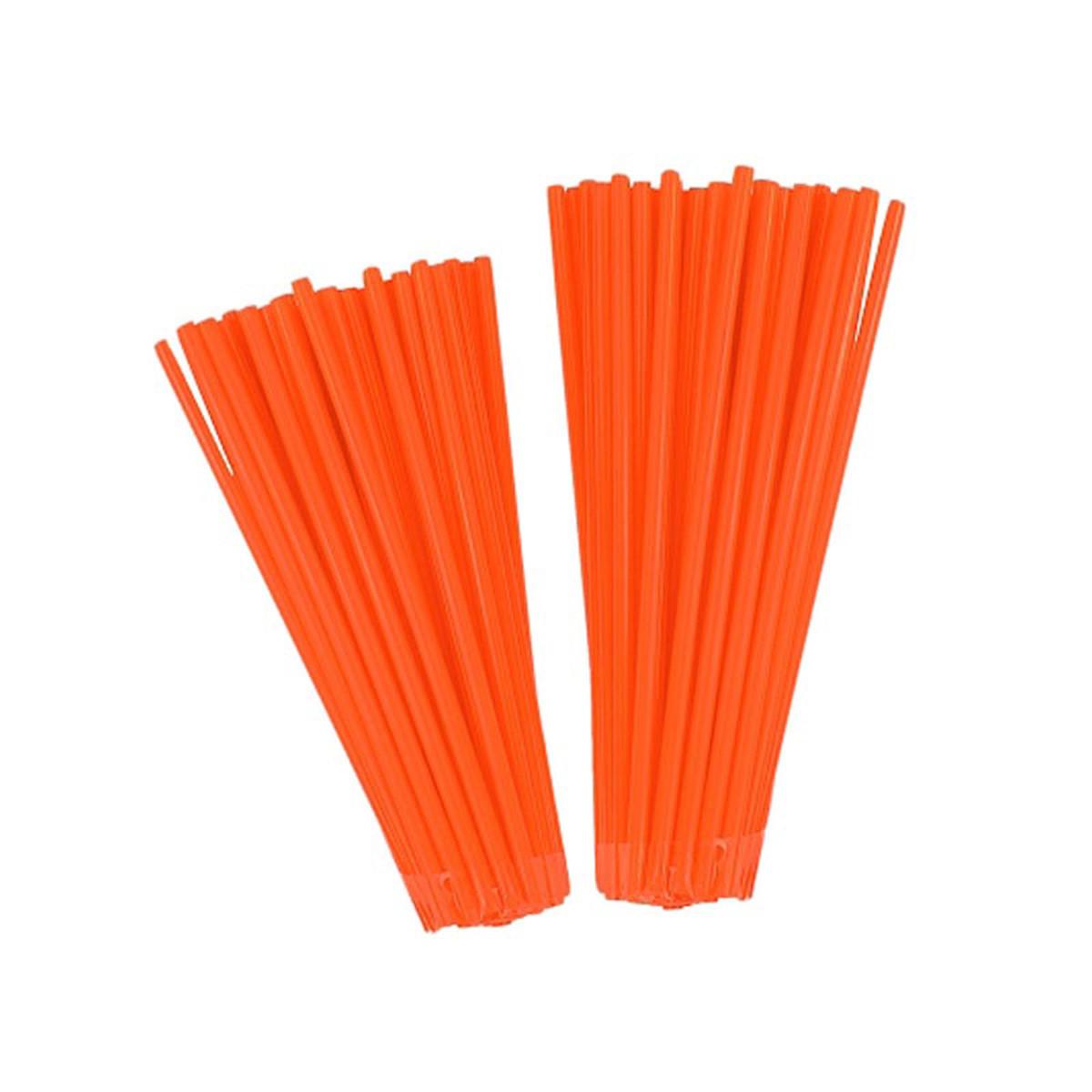 Jeu de couvre rayons - Orange