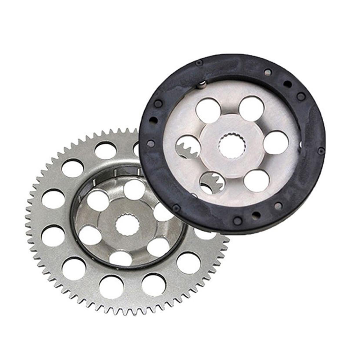 Pack Couronne + roue libre de Démarreur MBK Booster Nitro Yamaha BW'S Aerox - Type Origine
