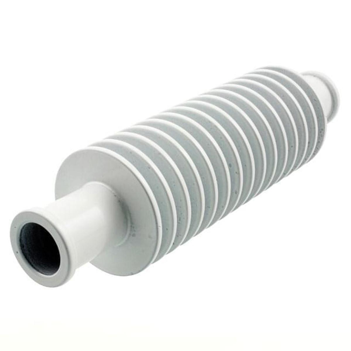 Radiateur pour durite de refroidissement - STR8 17mm Blanc
