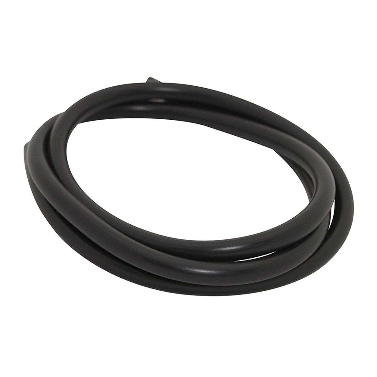 Durite Essence - Diamètre 5 x 8mm Noir