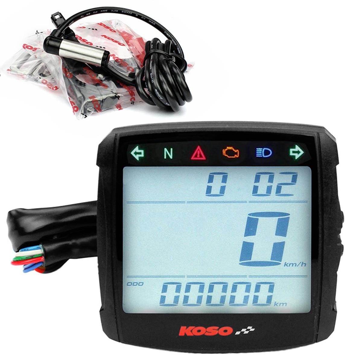 Compteur Multifonctions - KOSO XR-01S