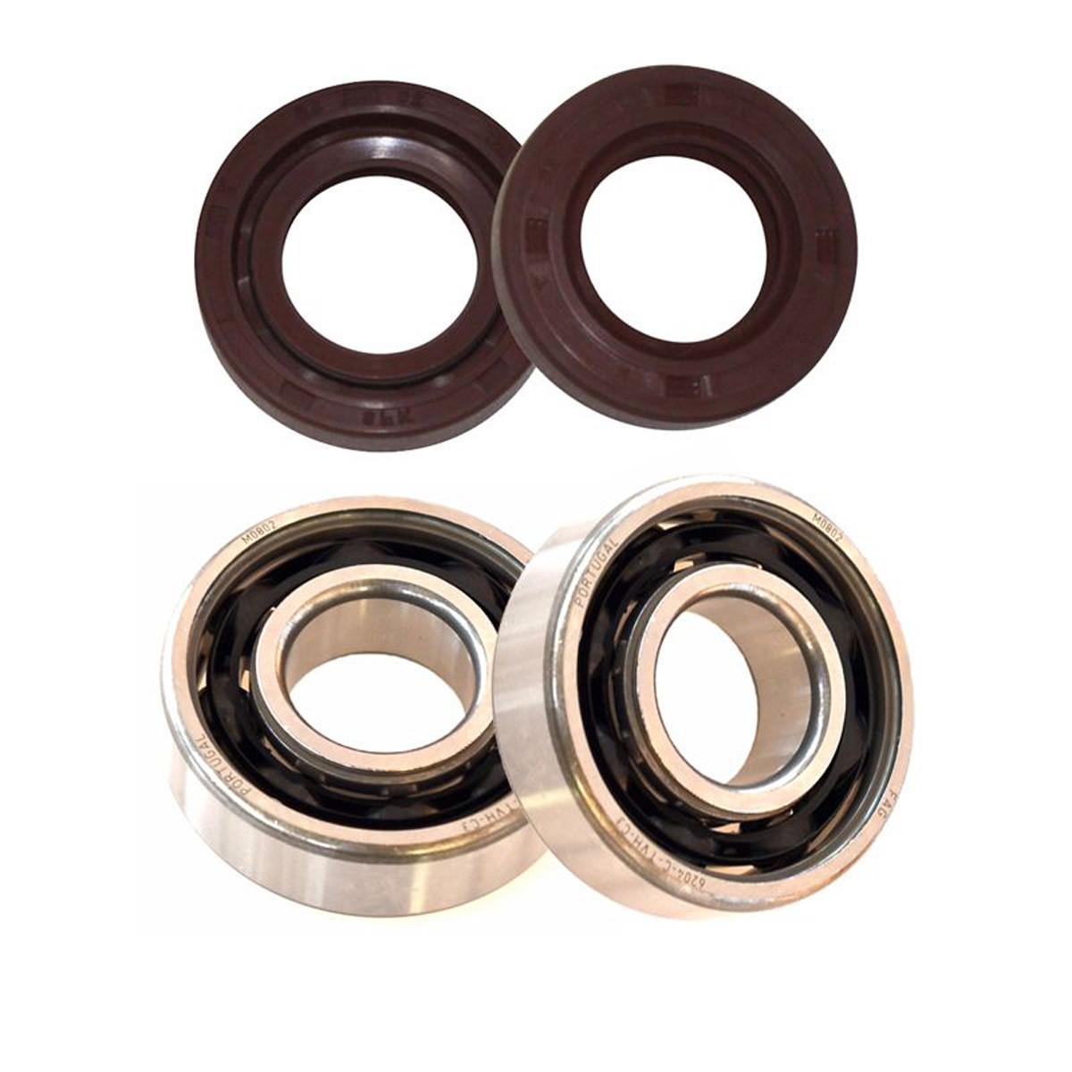 Kit Roulements C3 + Joints Spi Viton AM6 - MVT 6303 + 6204