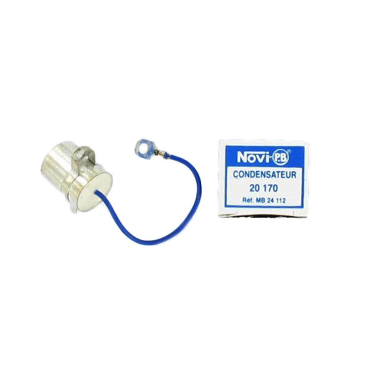 Condensateur Allumage Cyclo MBK MOTOBECANE MOTOCONFORT - NOVI