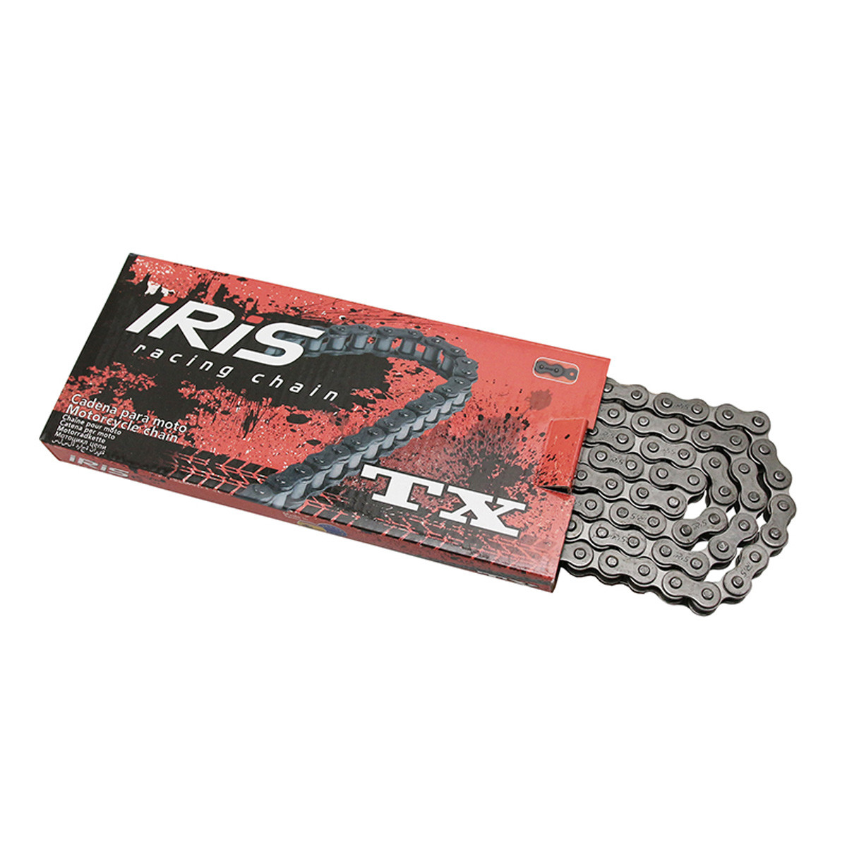 Chaîne 420 - 134 Maillons - IRIS Standard