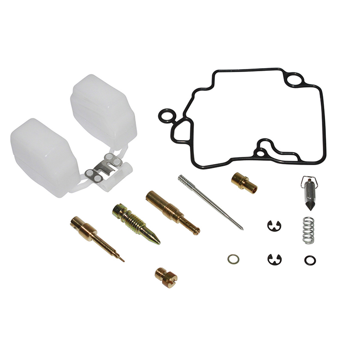 Kit Réparation Carburateur Peugeot Kymco SYM 139QM GY6 4T