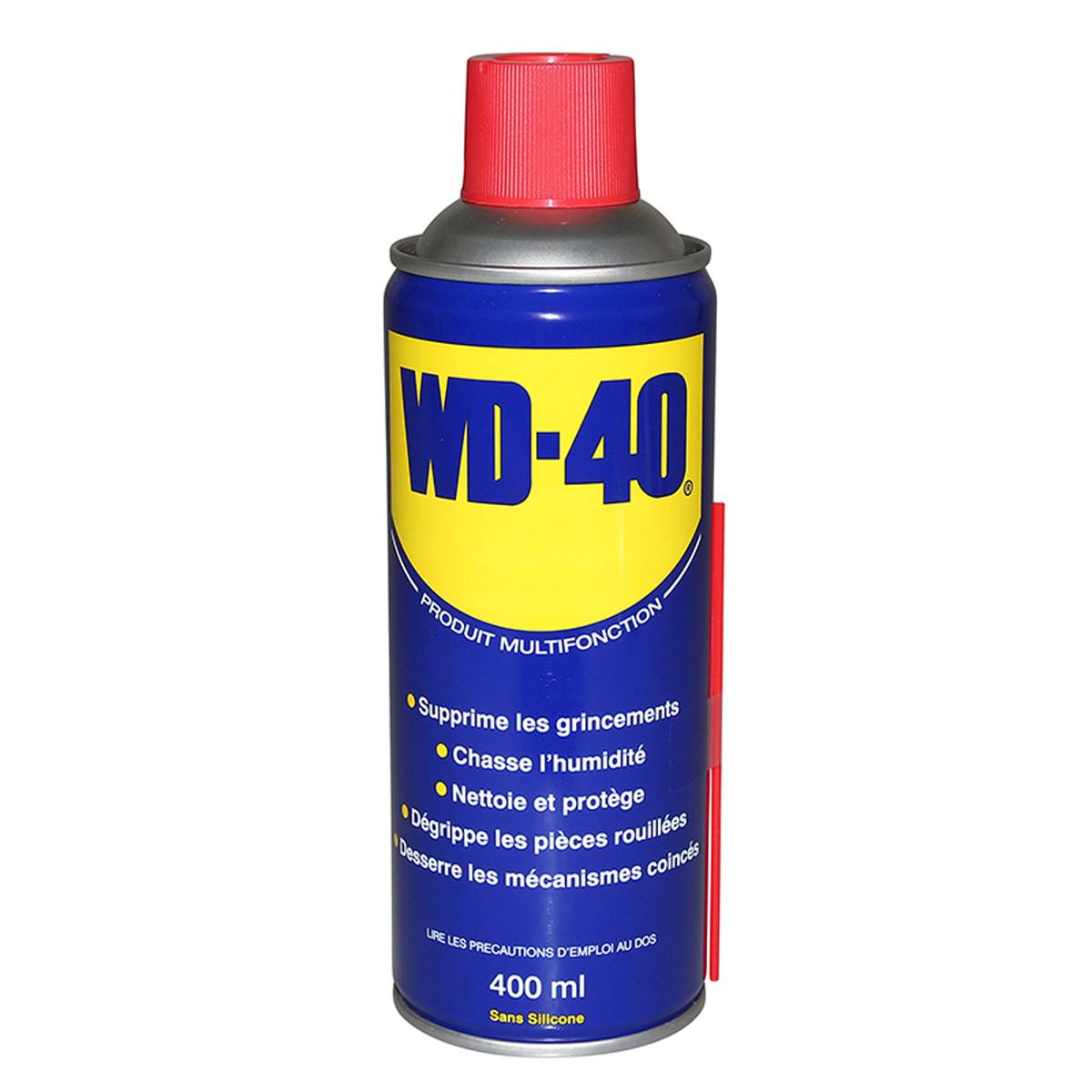 Lubrifiant - WD-40 Multifonctions 400ml
