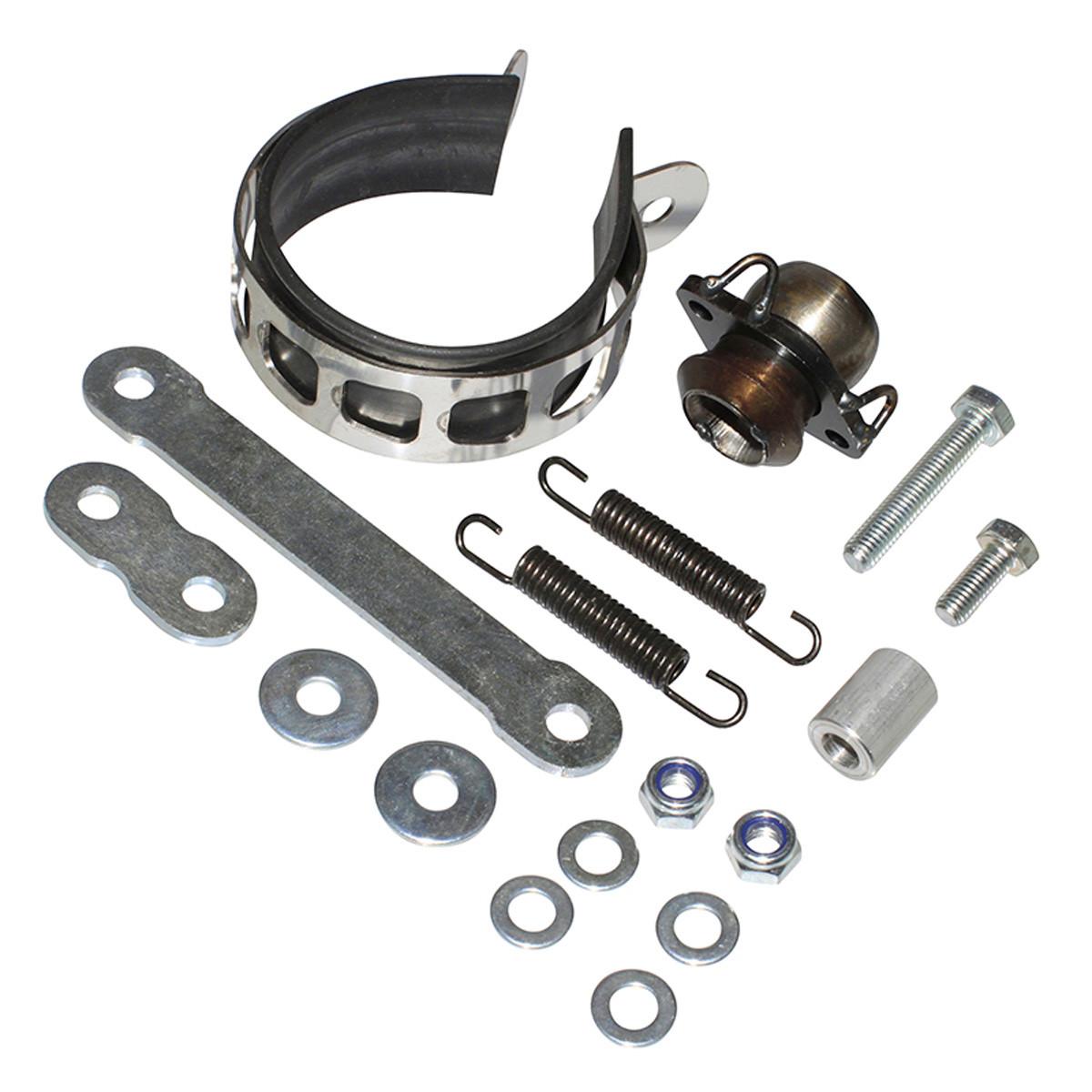 Kit Montage Pot Passage Bas DERBI Senda DRD Racing - ARTEK K2
