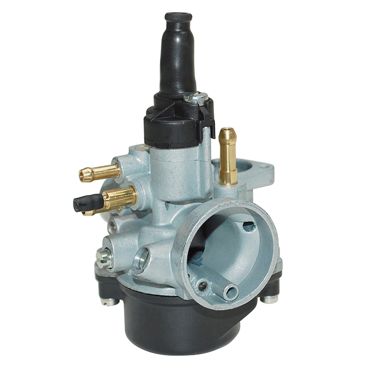 Carburateur 17.5mm PHVA TS - Dellorto Sortie gaz droite / Starter Automatique ou Manuel