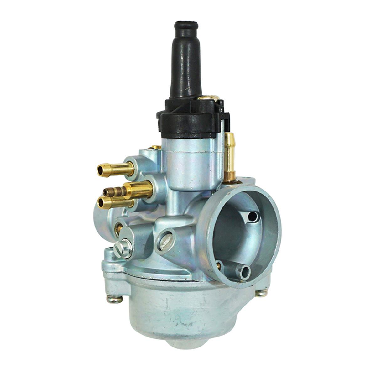 Carburateur 17.5mm Type PHVA - Sortie gaz droite / Starter Automatique ou Manuel